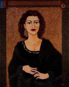 Madalena Lobao-Tello - Amalia Rodrigues - Music born in the soul