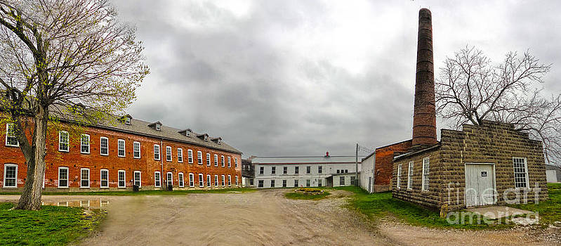 Gregory Dyer - Amana Colonies Old Brewery - 02