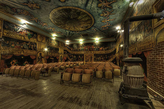 Amargosa Opera House by Kevin L Cole