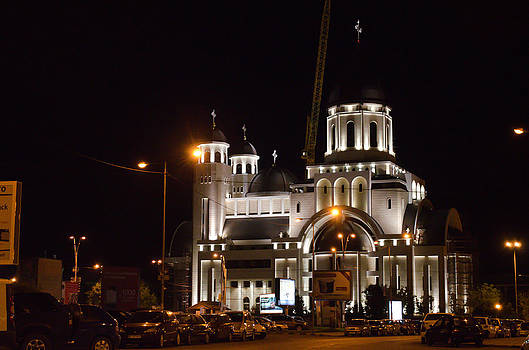 Amazing Orthodox Cathedral by Vlad Costras