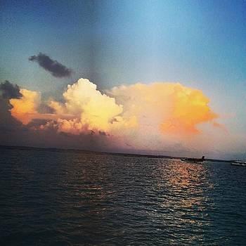 Amazing Sunset  by Lola Ginger