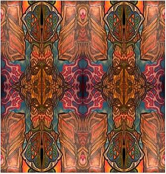 Amazon rituals by Sandra Santos
