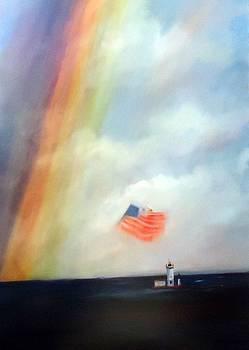 America by Betty Pimm