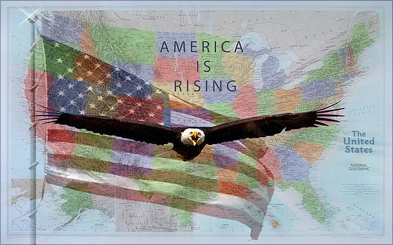 Randall Branham - AMERICA IS RISING