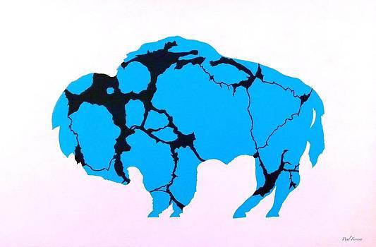 American Buffalo by Paul Ferrara
