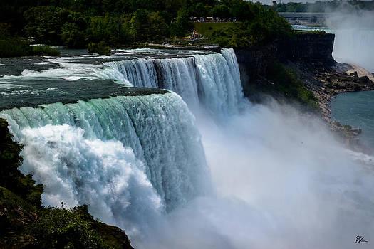 American Falls by Pat Scanlon
