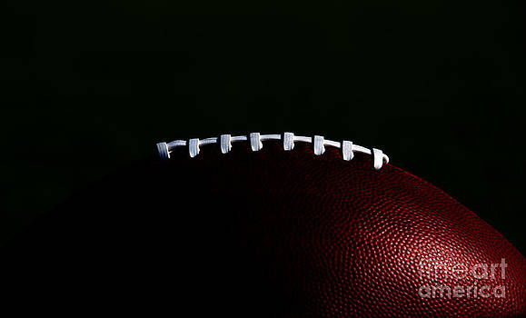 American Football Laces by David Lee