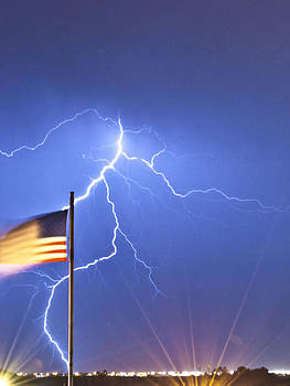 American Lightning by James Davis