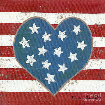 American Love by Kristi L Randall