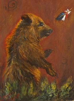 American Native by Caroline Owen-Doar