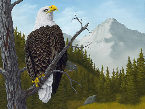 America's Pride by Rick Bainbridge