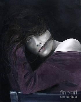 Amethyst  by Diane Daigle