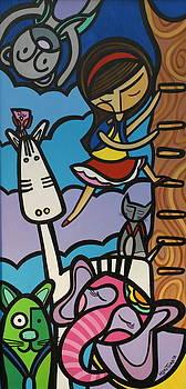 Amigos Viajeros by Mary Tere Perez
