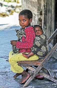 Amali and Mosi by Tina Manley