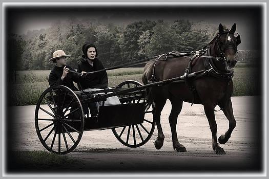 Randall Branham - Amish Teenage Ride