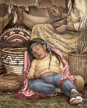 Among Mother's Baskets by Beverly Levi-Parker