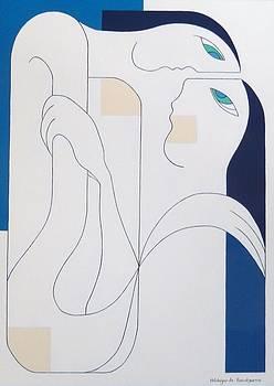 Amor by Hildegarde Handsaeme