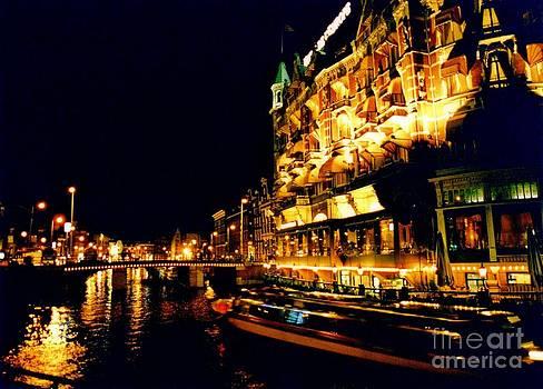 John Malone - Amsterdam at Night Five