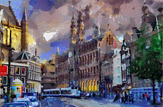 Amsterdam Daily by Georgi Dimitrov
