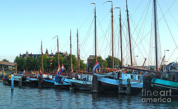 Gregory Dyer - Amsterdam Sailing Ship - 06