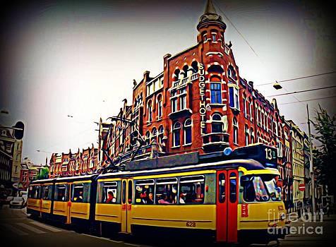 John Malone - Amsterdam Transportation