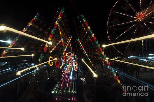 Amusement Park by Bener Kavukcuoglu