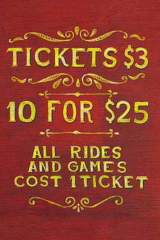 Mike Savad - Amusement - Tickets 3 Dollars