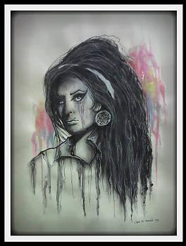 Amy  by Chris Mc Crossan