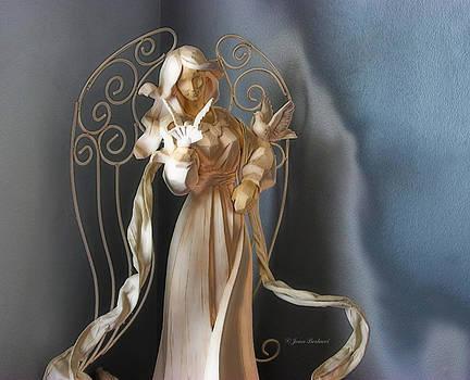 An Angel by Joan Bertucci