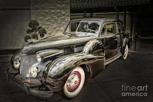 An Elegant Ride by Arnie Goldstein