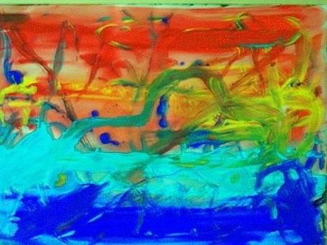 An Ocean Ride Horizon by Jonathon Hansen