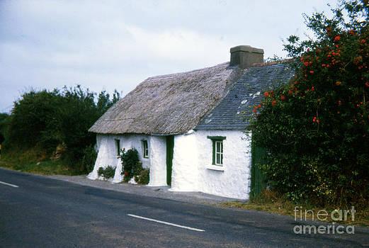 Joe Cashin - An old Mooncoin home