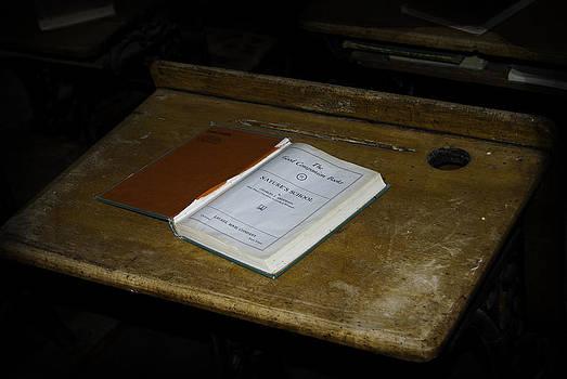 Judy Hall-Folde - An Open Book
