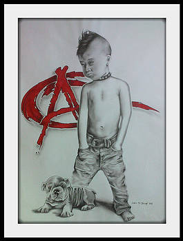 Anarchy by Chris Mc Crossan