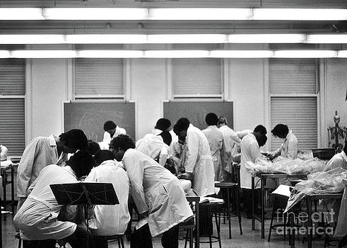 Anatomy Class v2 1976 University of Chicago  by Joseph Duba