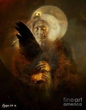 Ancestral voices by Craiger Martin