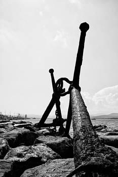 Anchor of Saint Tropez by VKo