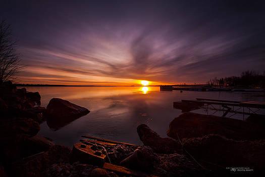 Anchored in the Light by Dustin Abbott