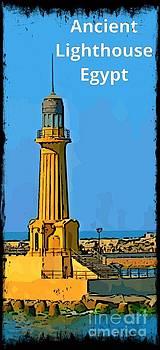 John Malone - Ancient Almontazah Lighthouse Alexandria Egypt