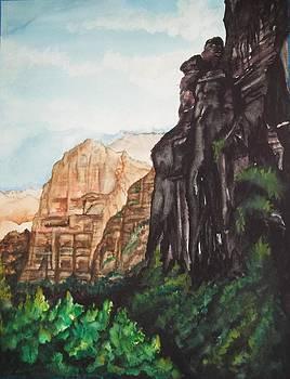 Ancient Beauty by Terry Godinez
