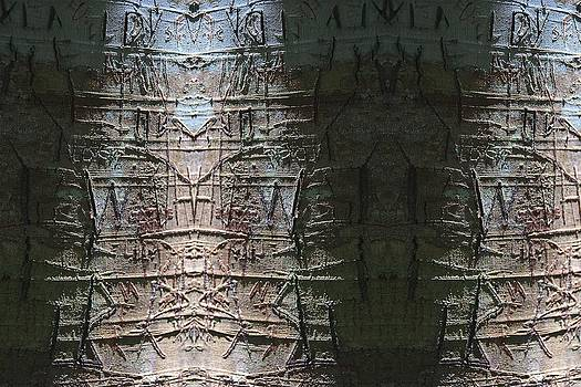 Ancient Text by Christoph Mueller