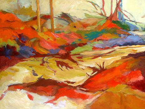 ..and A River Runs Through It by Trish Vevera