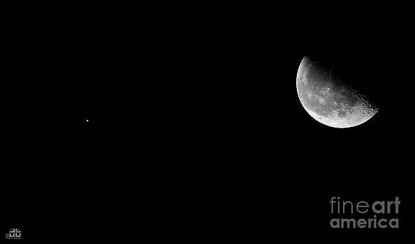 ..and the Jupiter by Dheeraj B