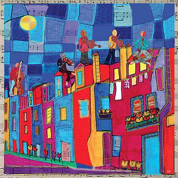 Andantino by Dora Ficher