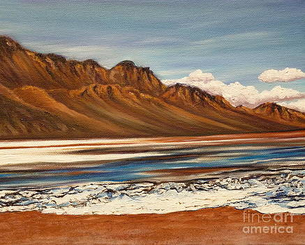 Andes Mountains THREE by Gayle Utter
