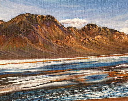 Andes Mountains TWO by Gayle Utter