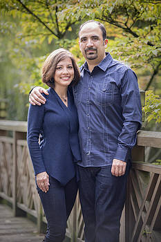 Andy and Cristi by Lori Grimmett