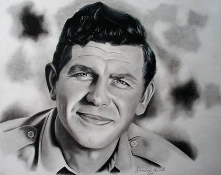 Andy Griffith by Samantha Howell
