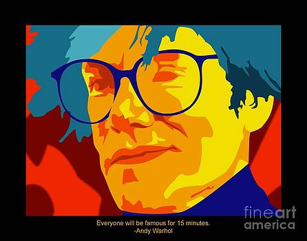 Andy Warhol by Patrick Collins