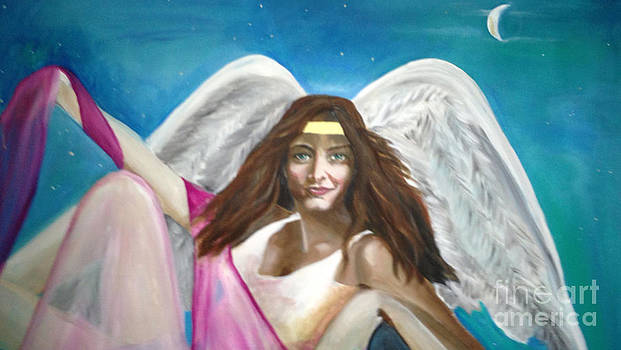 Angel by Catherine Visconte